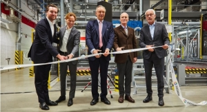 Siegwerk Opens Europe's Largest Fully Automated Printing Inks Production Facility