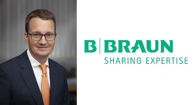 B. Braun Medical Inc. Names New CEO