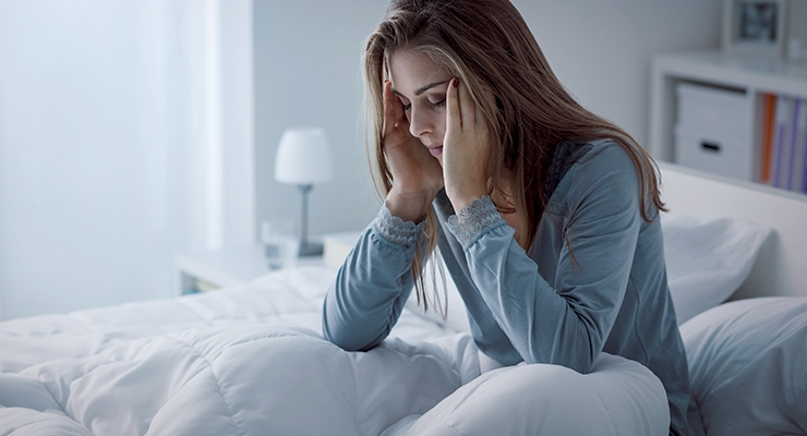 Diet High in Refined Carbs Linked to Insomnia