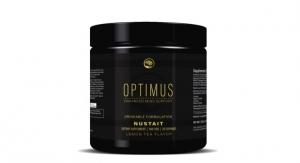 Cognizin Citicoline Featured in Nootropic Supplement, Optimus
