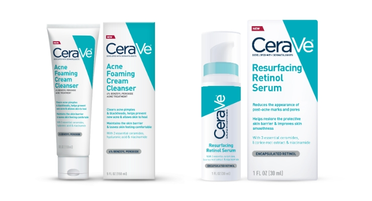 CeraVe Launches New Acne Products
