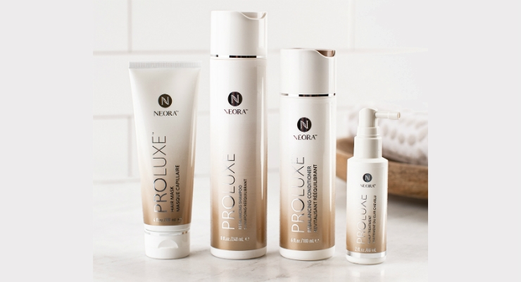 Neora Previews New Hair Care System