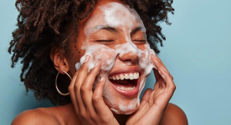 Unique-Speak Sulfate-Free Foaming Cleanser
