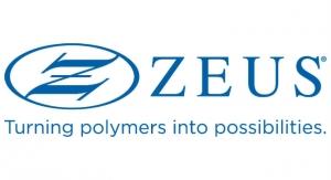 Zeus Unveils High-Ratio FluoroPEELZ Clear Peelable Heat Shrink