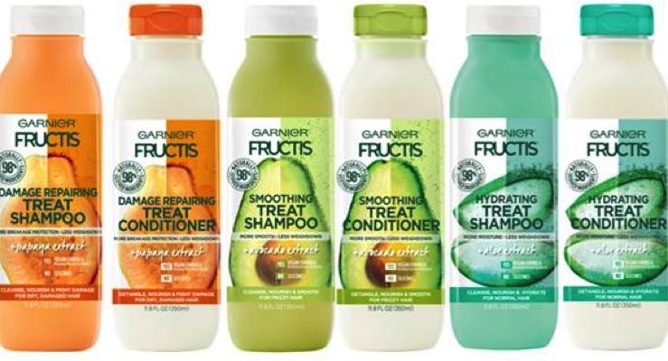 Garnier Fructis Debuts 'Treat' for 2020