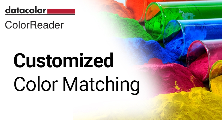 Datacolor ColorReader – The Power Tool for Powder Coatings