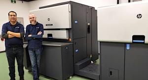 SinaLite boosts label capacity with HP Indigo