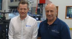 Hamilton Adhesive Labels switches to RotoMetrics tooling