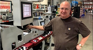 Craftsman Label improves quality with MacDermid and APR