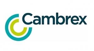 Cambrex Makes Management Changes