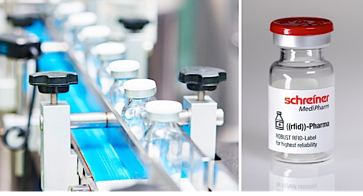 Schreiner MediPharm exhibits latest labeling products at Pharmapack