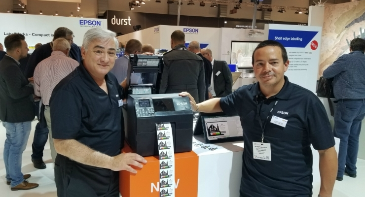 Epson heads into new year with expanded portfolio