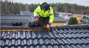 First Installation of Midsummer's Invisible Solar Energy Roof Tiles in Sweden