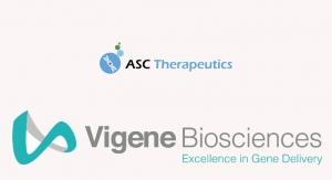 ASC Therapeutics and Vigene Announced Long-Term Partnership