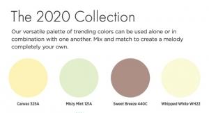 Pratt and Lambert's 2020 Color Collection