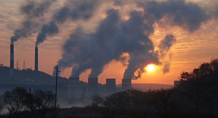 Air Pollution May Influence Bone Mineral Content