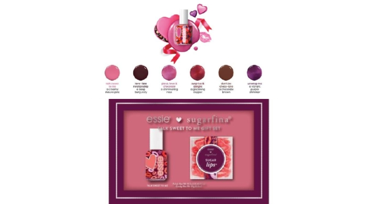 Essie Launches Valentine's Day Collection
