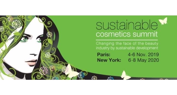 Sustainable Cosmetics Summit North America