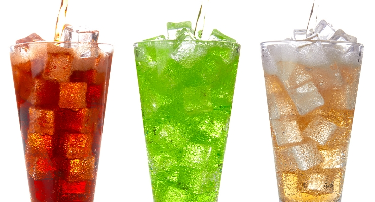 Major Shifts in Soft Drinks Choice