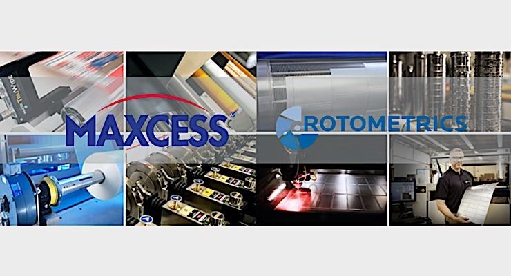Maxcess and RotoMetrics merge