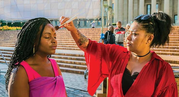 The Natural Hair Movement Lifts Sales in South Africa