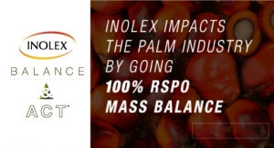 Inolex Transitions to 100% RSPO Certified Materials