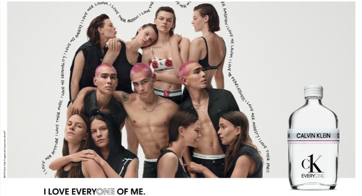 Calvin Klein Launches CK Everyone