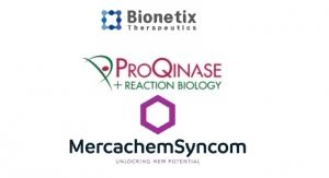 Bionetix, ProQinase, MercachemSyncom Enter Research Project