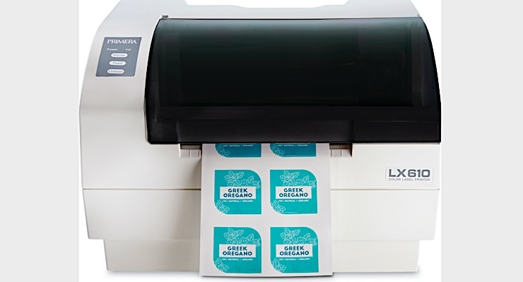 Primera expands desktop label printer lineup