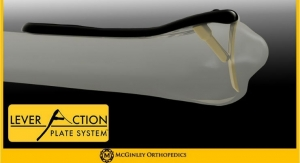 McGinley Orthopedics Launches New Plate for Various Distal Radius Fractures