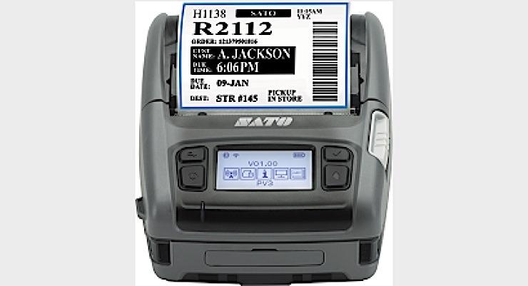 Sato America launches new thermal printer