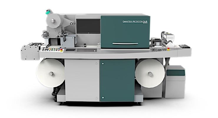 Syracuse Label & Surround Printing adds Dantex PicoColour press