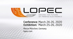 Printed Electronics: Foldable, Rollable Displays at LOPEC 2020