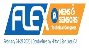 2020 FLEX to Showcase Growth in Flexible Hybrid Electronics