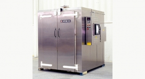 Grieve Offers 750°F Electric Walk-in Oven