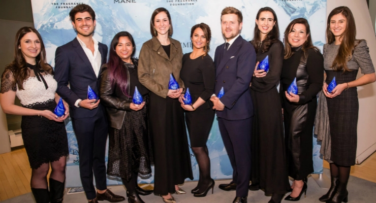 Fragrance Foundation Welcomes Notables