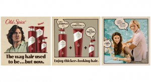 Old Spice Launches Hair Thickening System