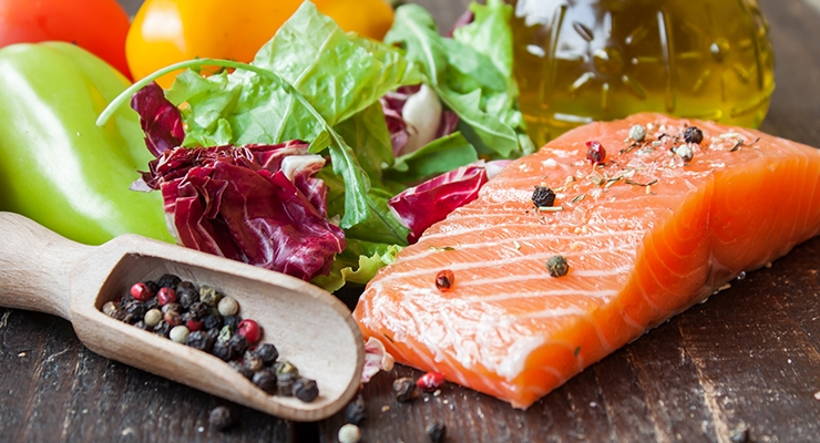 Mediterranean Diet Benefits Microbiome, with Potential Healthy Aging Implications