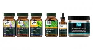 Gaia Herbs to Launch Condition-Specific Hemp & Herbs Formulas