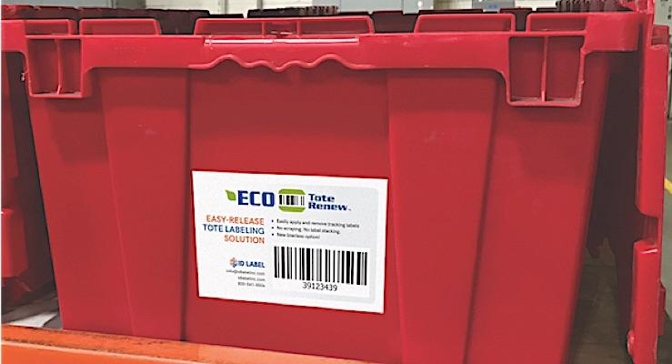 ID Label unveils Eco Tote Renew