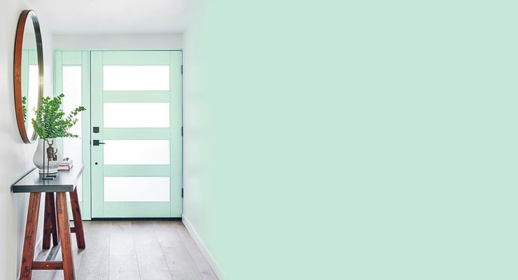 Dunn-Edwards Picks Minty Fresh as 2020 Color of the Year