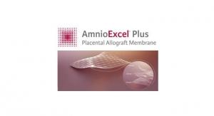 Integra LifeSciences Launches AmnioExcel Plus Placental Allograft Membrane