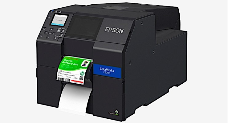 Epson bringing ColorWorks line to Natural Products Expo West