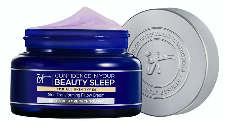IT Cosmetics Debuts Nighttime Skin Care