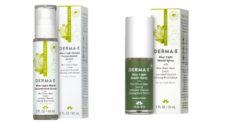 Derma E Fights Blue Light