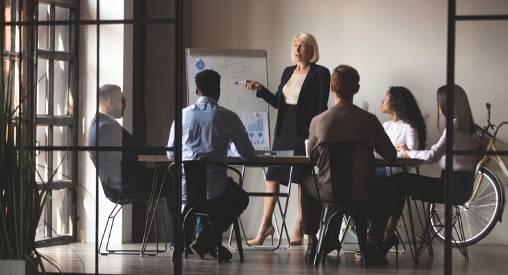 Fully Developing Your Executive Presence