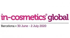 In-Cosmetics Global Postponed