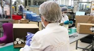 Guerlain Produces Hand Sanitizer