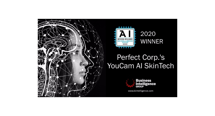 Perfect Corp. Earns AI Award