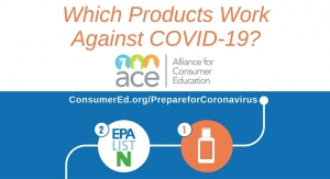 What Cleaners Work vs. COVID-19?